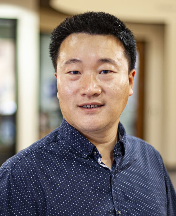 Employee Spotlight: Fujun Wen